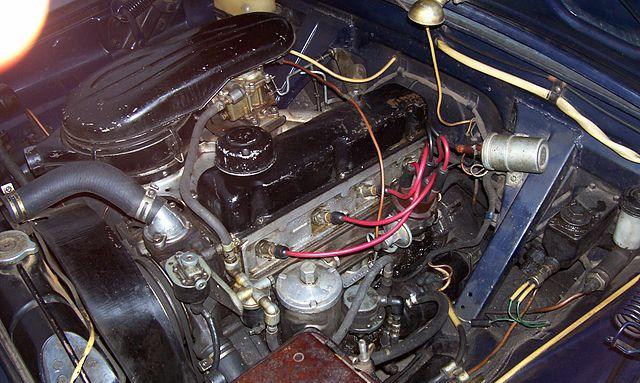 Ремень генератора на Chevrolet Niva (Шевроле Нива)