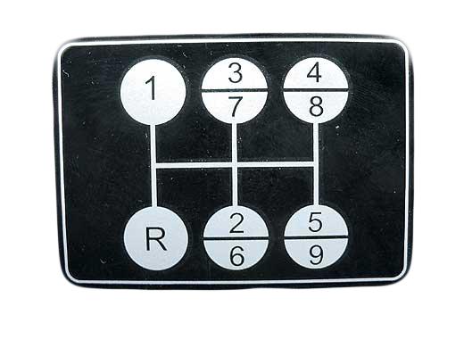 Схема переключения передач маз 9 ступенчатая фото 324