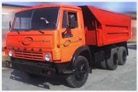 Самосвал КАМАЗ-5511: размеры / габариты, грузоподъёмность и другие характеристики
