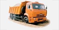 Самосвал КАМАЗ-6520: размеры / габариты, грузоподъёмность и другие характеристики