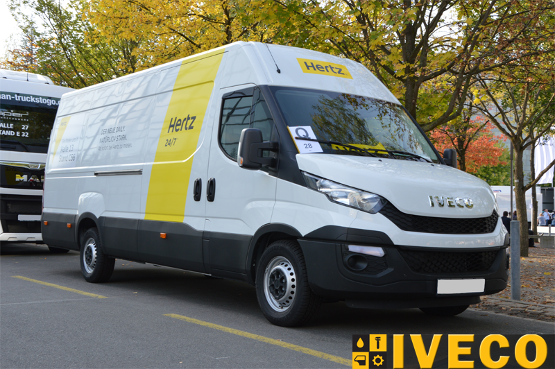 Микроавтобус Iveco Daily 35C15V h4 3.0HPT