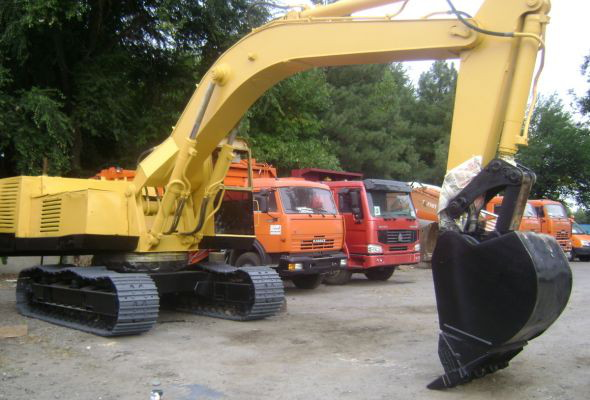 экскаватор эо-4121 dwg